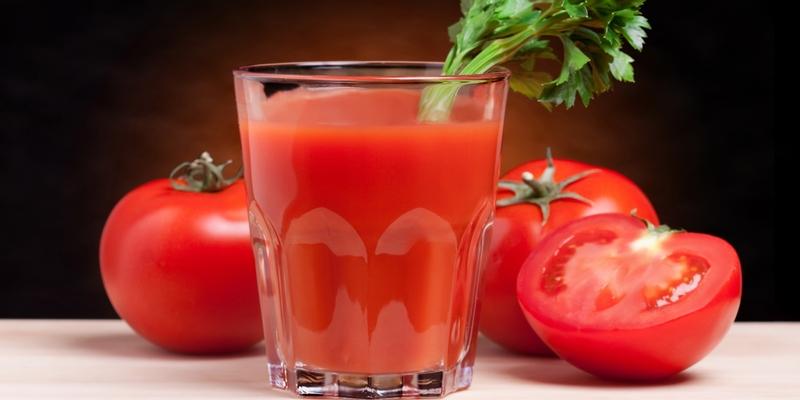 Как приготовить томатный сок в домашних условиях