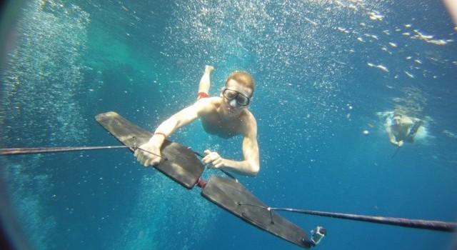 Подводное крыло, с которым п…