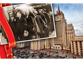 Как убили советского посла в Польше
