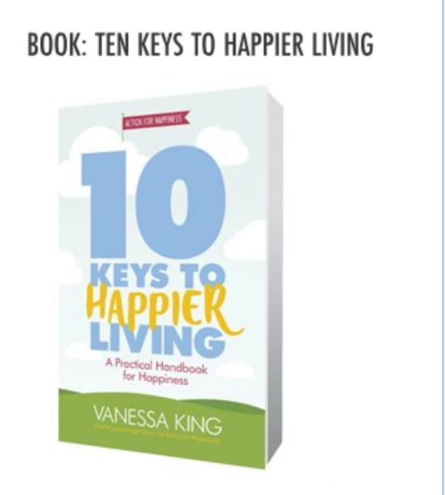 10 ключей к более счастливой жизни