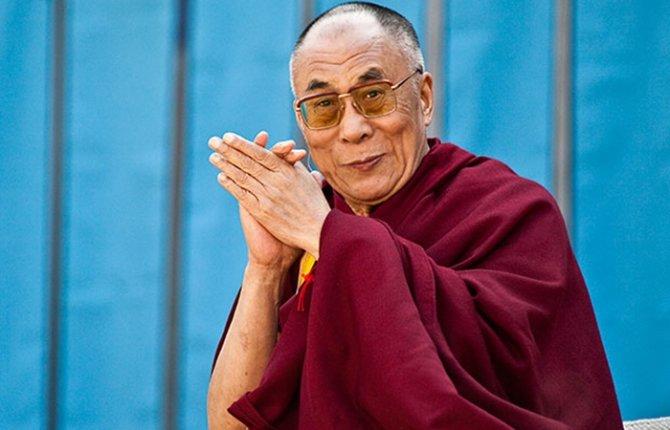 """""""У него просто нет выбора"""": Далай-лама предсказал эру мира при Дональде Трампе"""