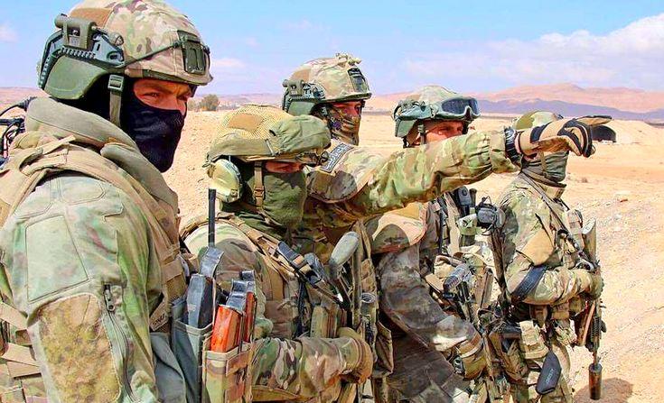 В Дейр-эз-Зоре предотвращено боевое столкновение между армиями России и США