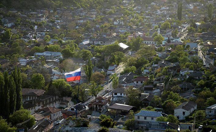 Семь дней в Крыму(NY TID, Норвегия)