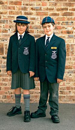 школьная форма в англии. фото