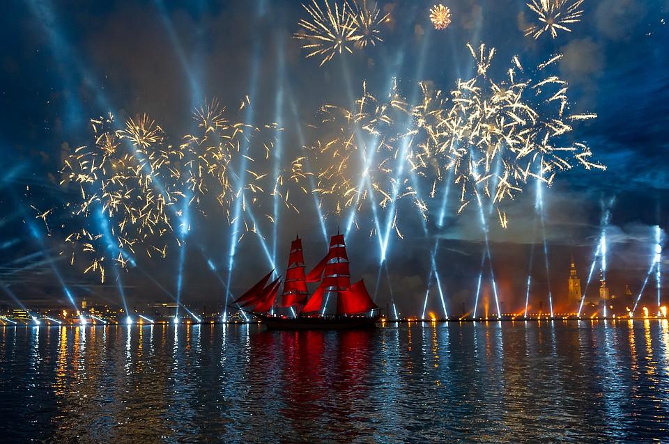 «Алые паруса» покорили Best Event Awards World