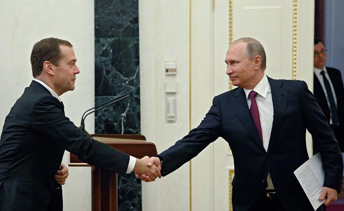 В кремлевских элитах — раскол