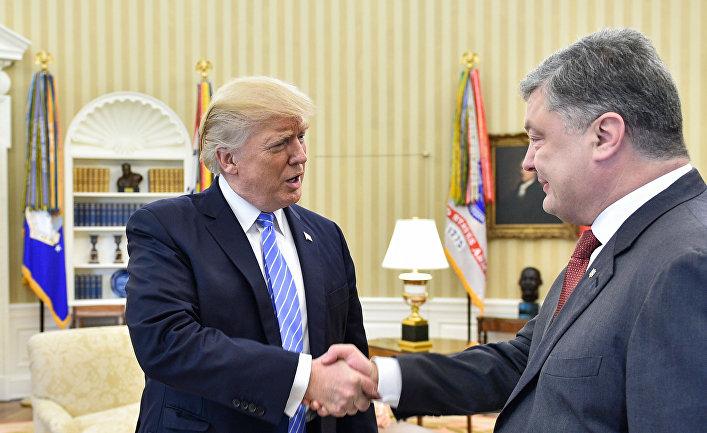 Между США и Украиной ухудшил…