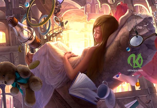Сон — это четвертое измерение, через которое можно проникнуть в будущее