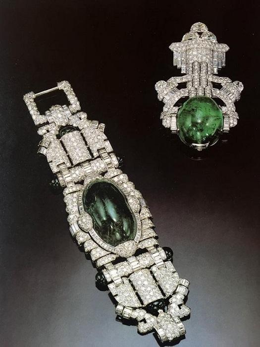 Коллекция украшений Марлен Дитрих