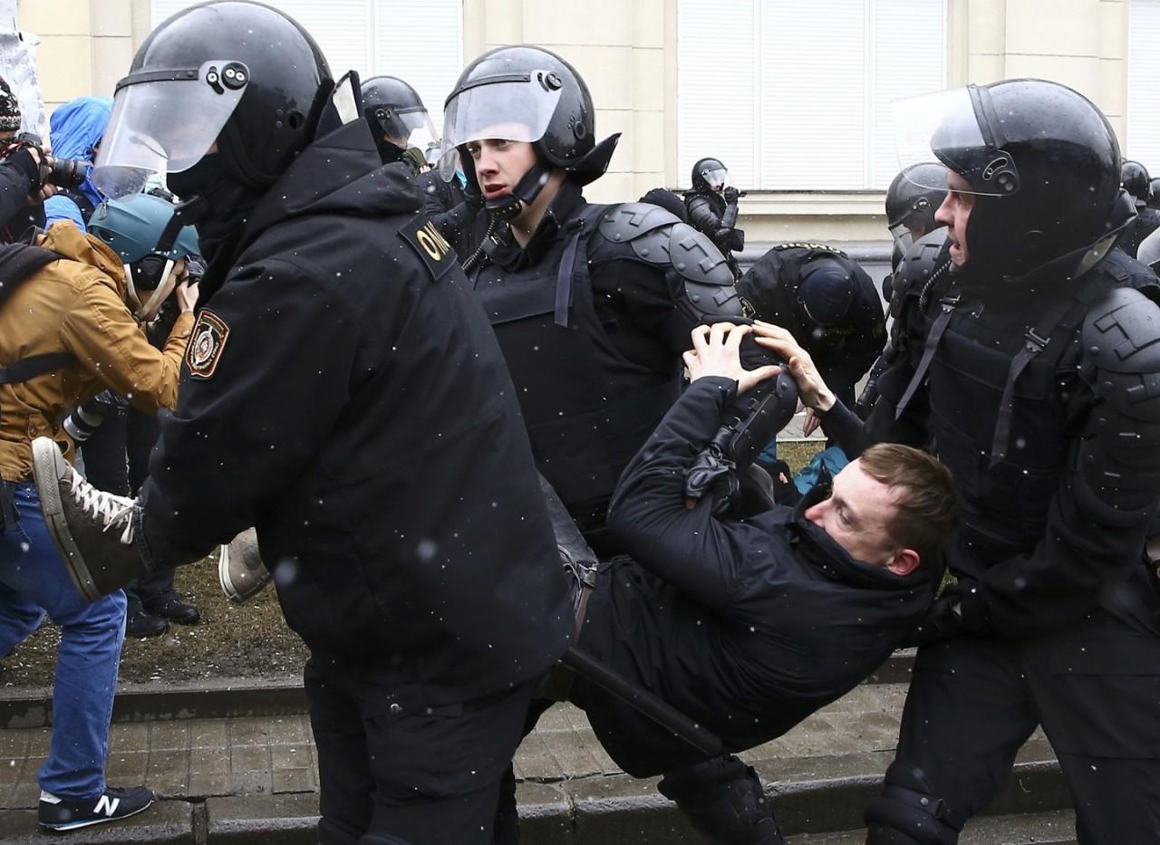 Политолог: Протесты в Белоруссии — это не оппозиционное движение