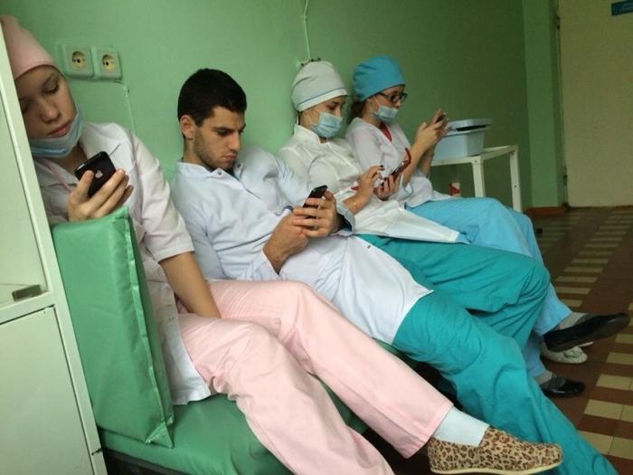 Главная медсестра 2 поликлиника