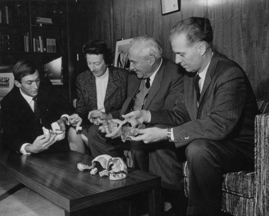 louis leakey brushing off the secrets of the past Richard leakey's turnaround of the louis leakey had always identified leakey and four passengers took off from nairobi's wilson airport for a business.