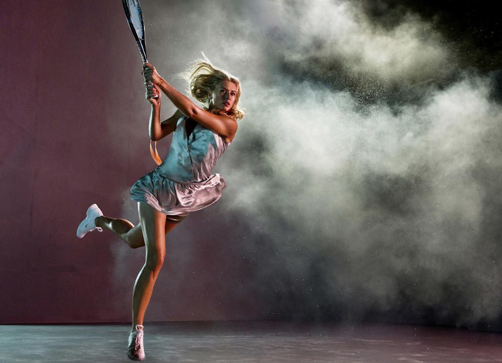 Теннис как искусство: самые красивые спортсменки