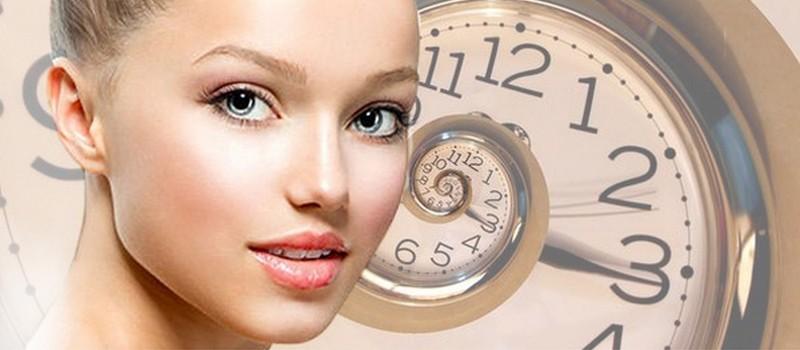 Как реагируют на косметику наши «внутренние часы»