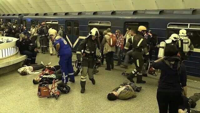 Ветеран «Альфы» назвал взрыв в метро в Питере хорошо спланированным актом