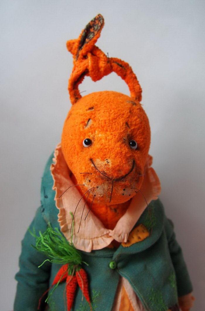Забавные пасхальные зайцы Татьяны Паранчук