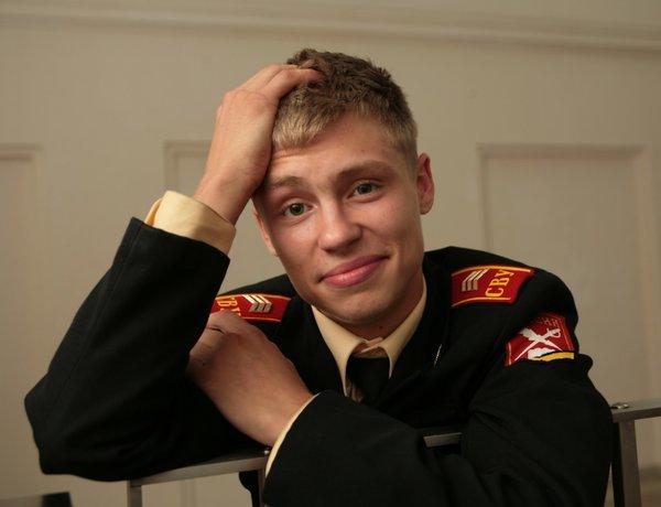 "Жизнь Александра Головина после сериала ""Кадетство"""