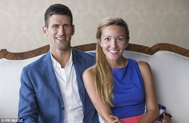 Джокович: «Моя жена умеет иг…