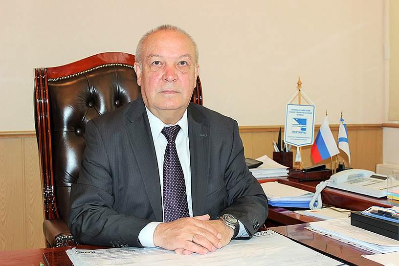 Интервью с генеральным директором ПАО «СЗ «Северная верфь» Игорем Пономаревым