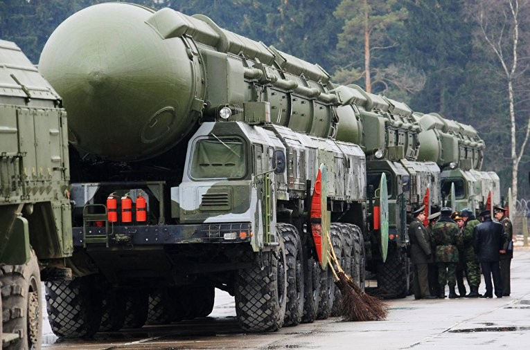 США опасаются ядерного ответа России и Китая
