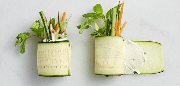 необычные блюда из кабачков