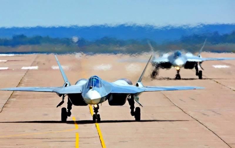 Су-57: роль истребителя в неядерном сдерживании НАТО