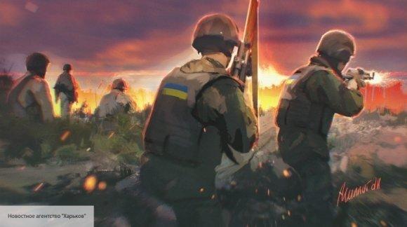 Ситуация в Донбассе: украинс…