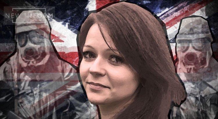 У Юлии Скрипаль истерика: она пыталась позвонить в Россию