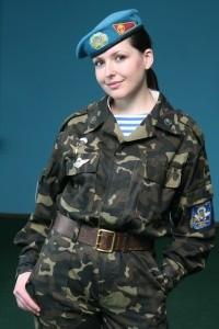 До конца октября продлится фотоконкурс Мисс «Десант» 2011