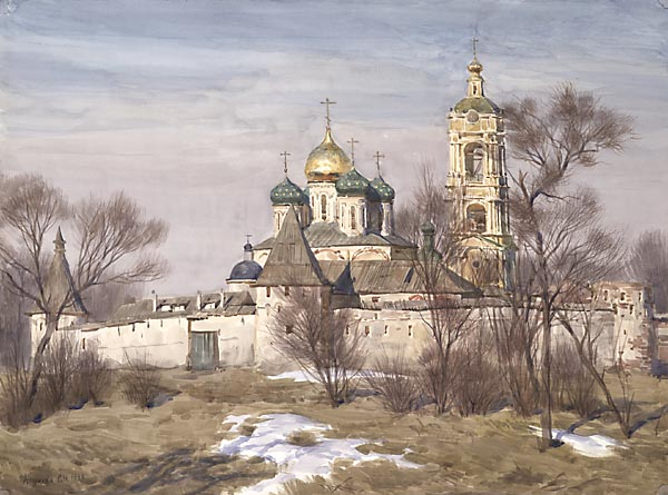художник Сергея Анрияка картины 2 -04