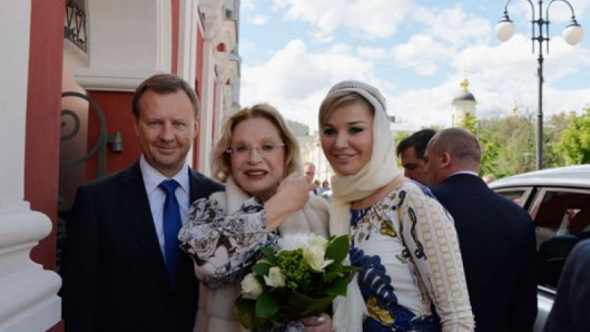 Мать Максаковой благодарит бога за смерть Вороненкова