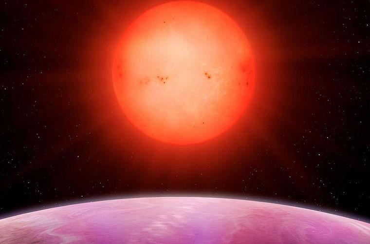 Ученые неожиданно обнаружили гигантскую планету