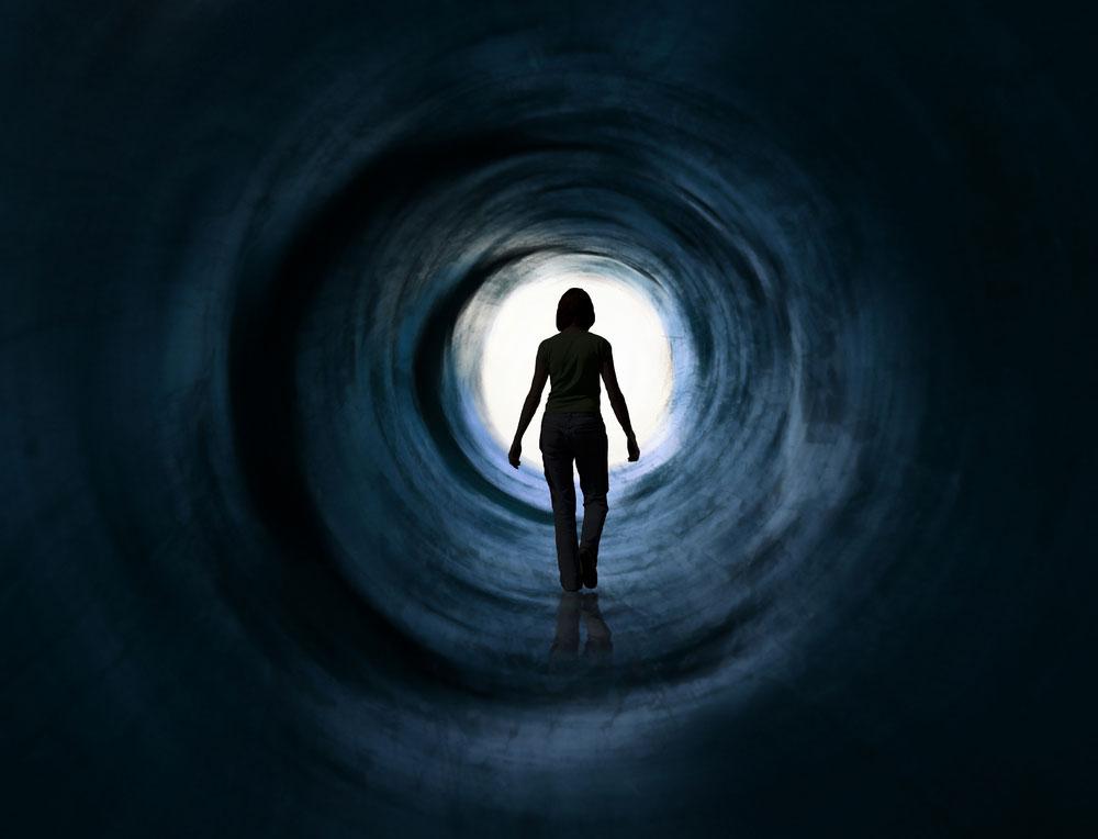 История о том, как к доброй женщине Смерть пришла