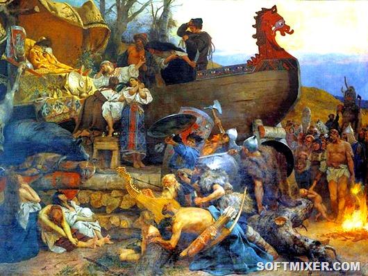 Десять мифов о древней Руси