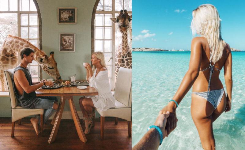 Пара, которая получает 12 тысяч долларов за фото, раскрывает секреты своих фотографий