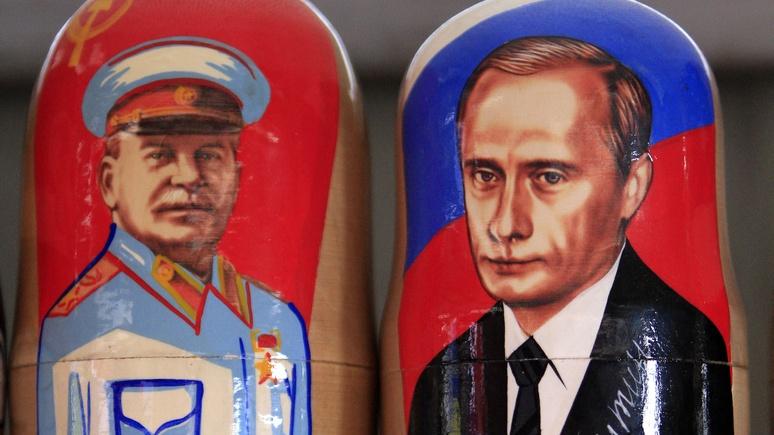 Daily Caller об американских либералах: Сталина хвалили, а Путину грозят термоядерной войной