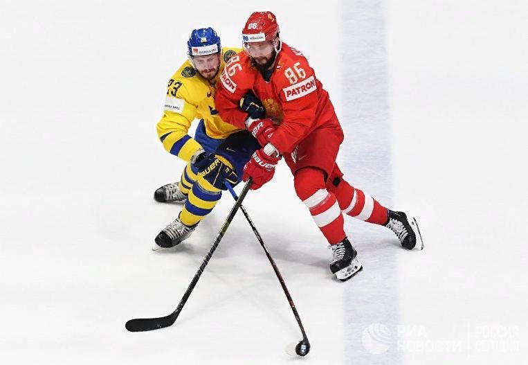 Шведские СМИ назвали поражение своей сборной «Тре крунур» от России унижением