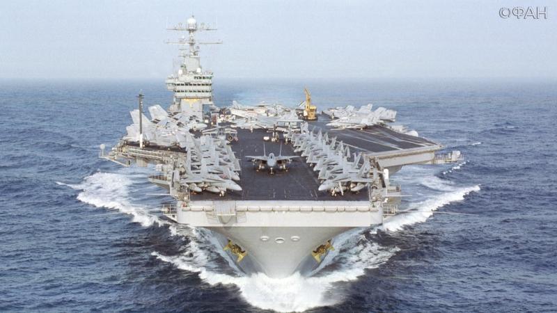 По стопам «Кузнецова»: самолеты авианосца США бомбят ИГИЛ в Сирии и Ираке