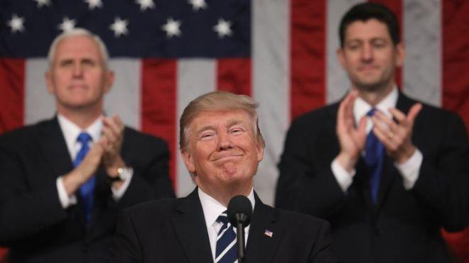 Дональд Трамп и Конгресс: кто победит в борьбе за американское влияние на мир?