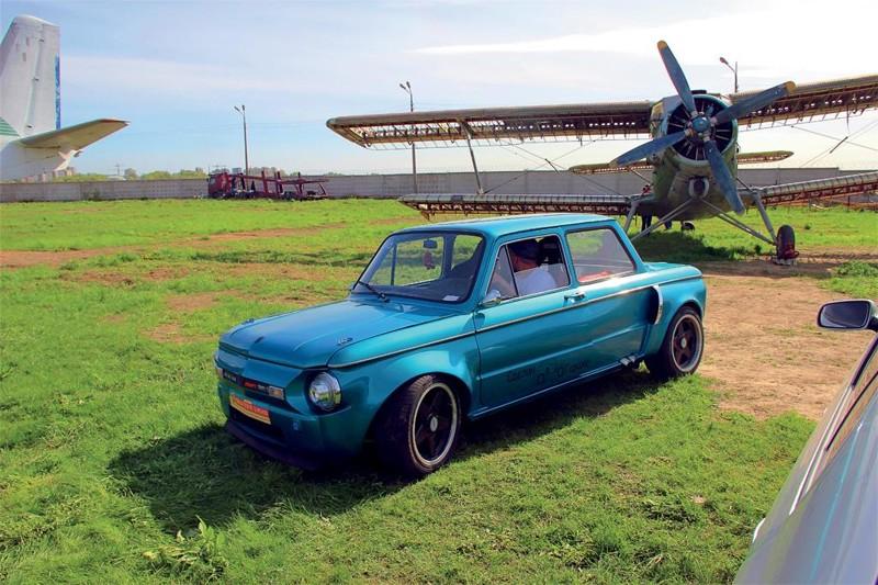 Дрифт-кар ЗАЗ-968А