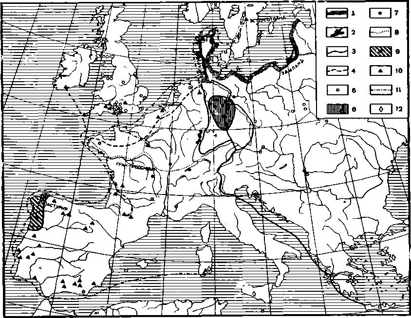Задачи и возможности археологической картографии