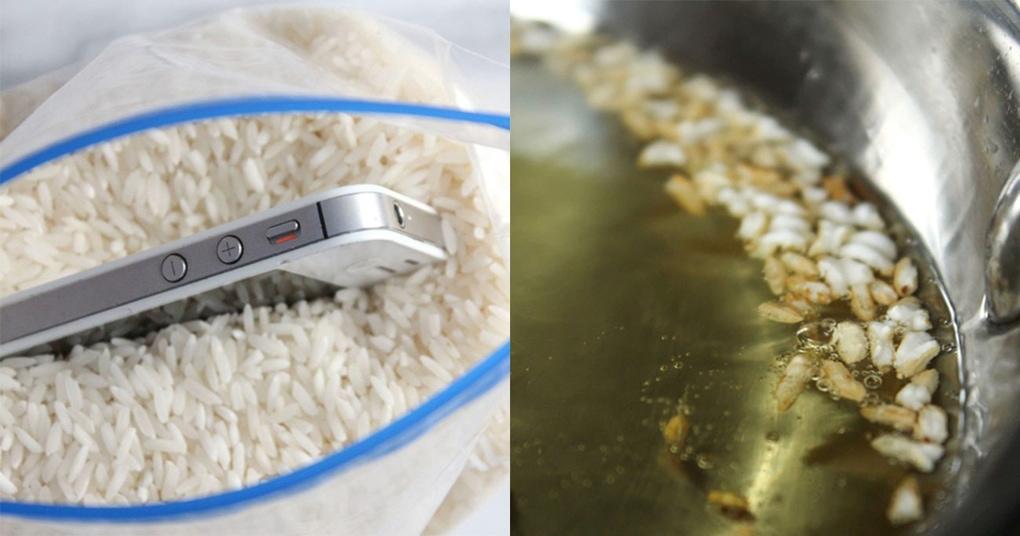 9 необычных применений риса