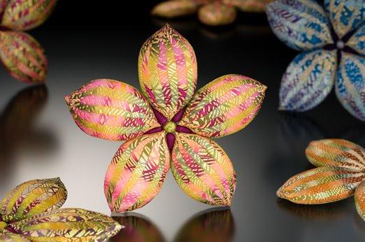 Авторские украшения из полимерной глины Элизы Винтерс