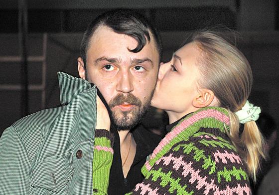 сергей трофимов познакомился с женой когда ей было