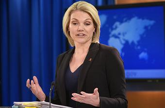 Вашингтон возмутищен ответной высылкой дипломатов США из России