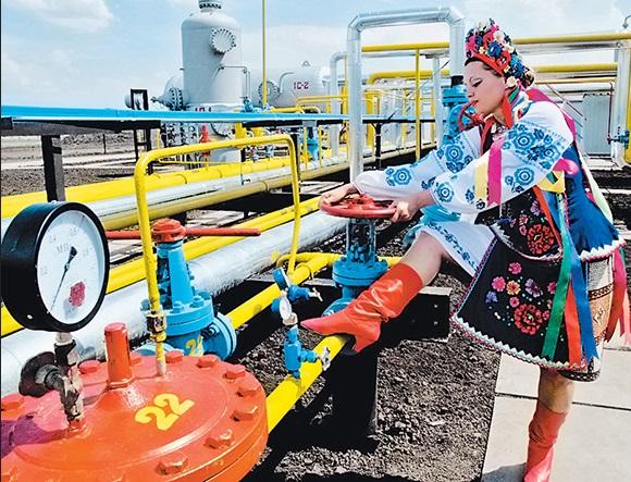 """Украина шантажирует """"Газпром"""" транзитом"""