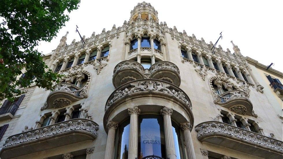 Дом Лео Морера в Барселоне