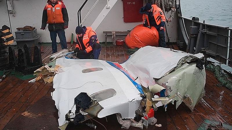 Катастрофа Ту-154: тайну трагедии эксперты раскроют за компьютером