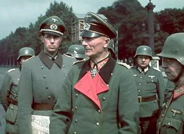 Почему Гитлер снял с должности командующего наступлением на Москву Федора фон Бока