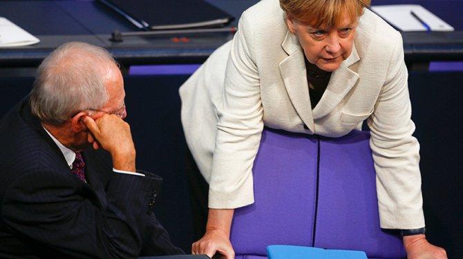 Германия обсуждает возможнос…